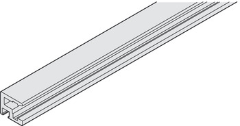 Glass Frame Profile, EKU Clipo 25 GR